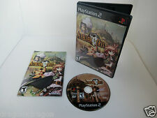 Atelier Iris - Eternal Mana (PS2) US-Version, NTSC, komplett mit Anleitung