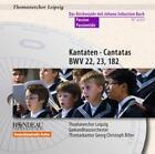 Kantaten BWV 22,23,182 (Passion) von Biller,Thomanerchor Leipzig (2014)