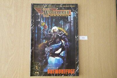 Gw Warhammer Mensile-issue 39 2001 Ref:1426-mostra Il Titolo Originale Rafforzare L'Intero Sistema E Rafforzarlo