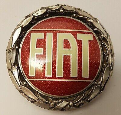 Sonstige Cheap Price Fiat Plakette Motorhaube Kühlergrill Heckklappe Sportmodelle 1965-1985 Rapid Heat Dissipation Automobilia