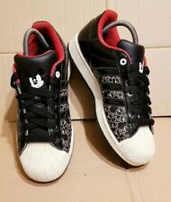 ADIDAS SUPERSTAR DISNEY MICKEY MOUSE TRAINERS LIMITED EDITION SIZE 6.5 UK  RARE 792693a8a9