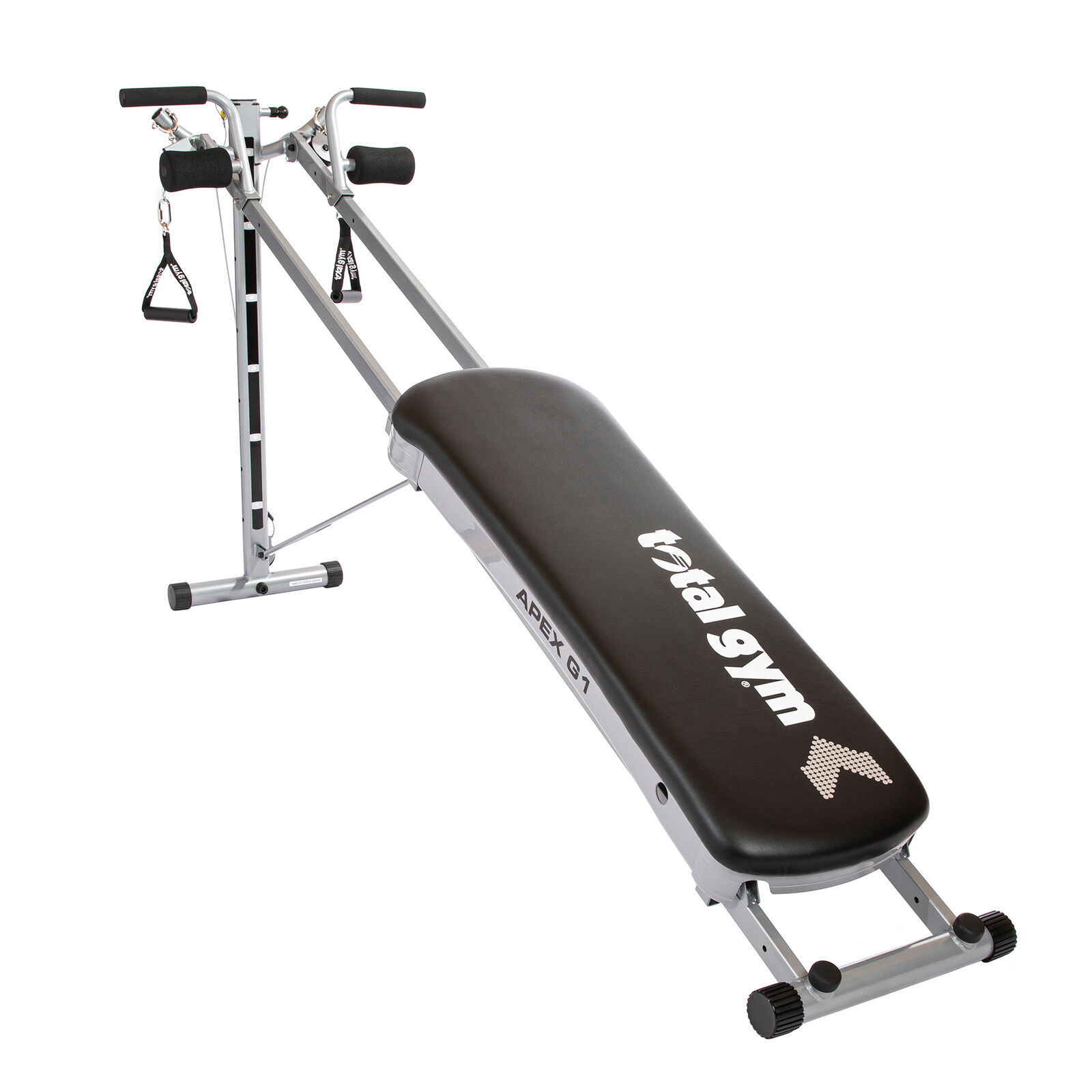 Total Gym Fitness – Incline Weight Training w/ 6 Resistance Levels (Open Box)