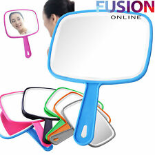 Hand Held Mirror Professional Salon Style Hand Held Vanity Mirror Makeup Tool