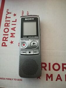 Sony-Digital-Voice-Recorder-ICD-BX700-Handheld-Tested-Excellent-Condition