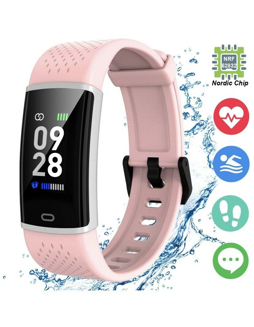 Fitness Tracker Color Touch Screen with Heart Rate Monitor Waterproof color Featured fitness heart monitor rate screen touch tracker waterproof with