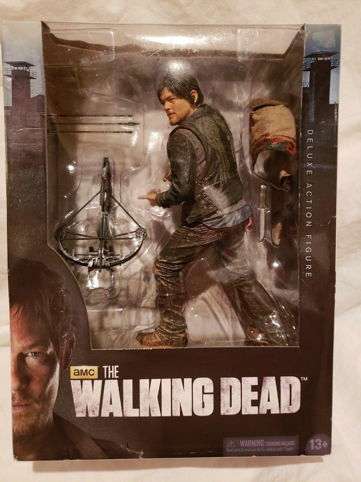 AMC TV  THE THE THE WALKING DEAD McFARLANE TOYS DARYL DIXON 10  FIGURE...NEW IN BOX  92e568