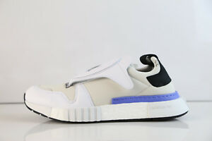 reputable site a405d 32f8b Image is loading Adidas-Future-Pacer-Boost-Cloud-White-Grey-Core-