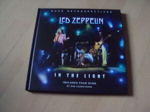 4-DVD-livre-LED-ZEPPELIN-in-the-light