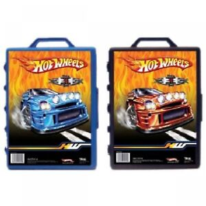 Hot-Wheels-48-Car-storage-Case-With-Easy-Grip-Carrying-Case