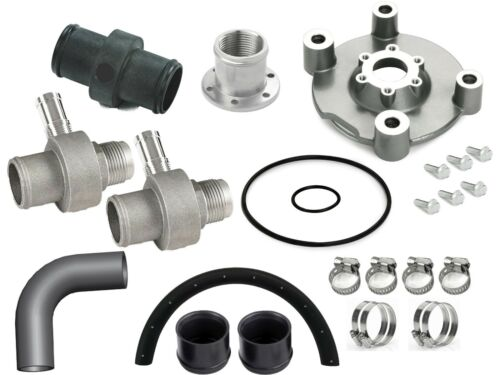 Part #8660 FORD COYOTE ENGINE ELECTRIC WATER PUMP ADAPTOR KIT Davies Craig