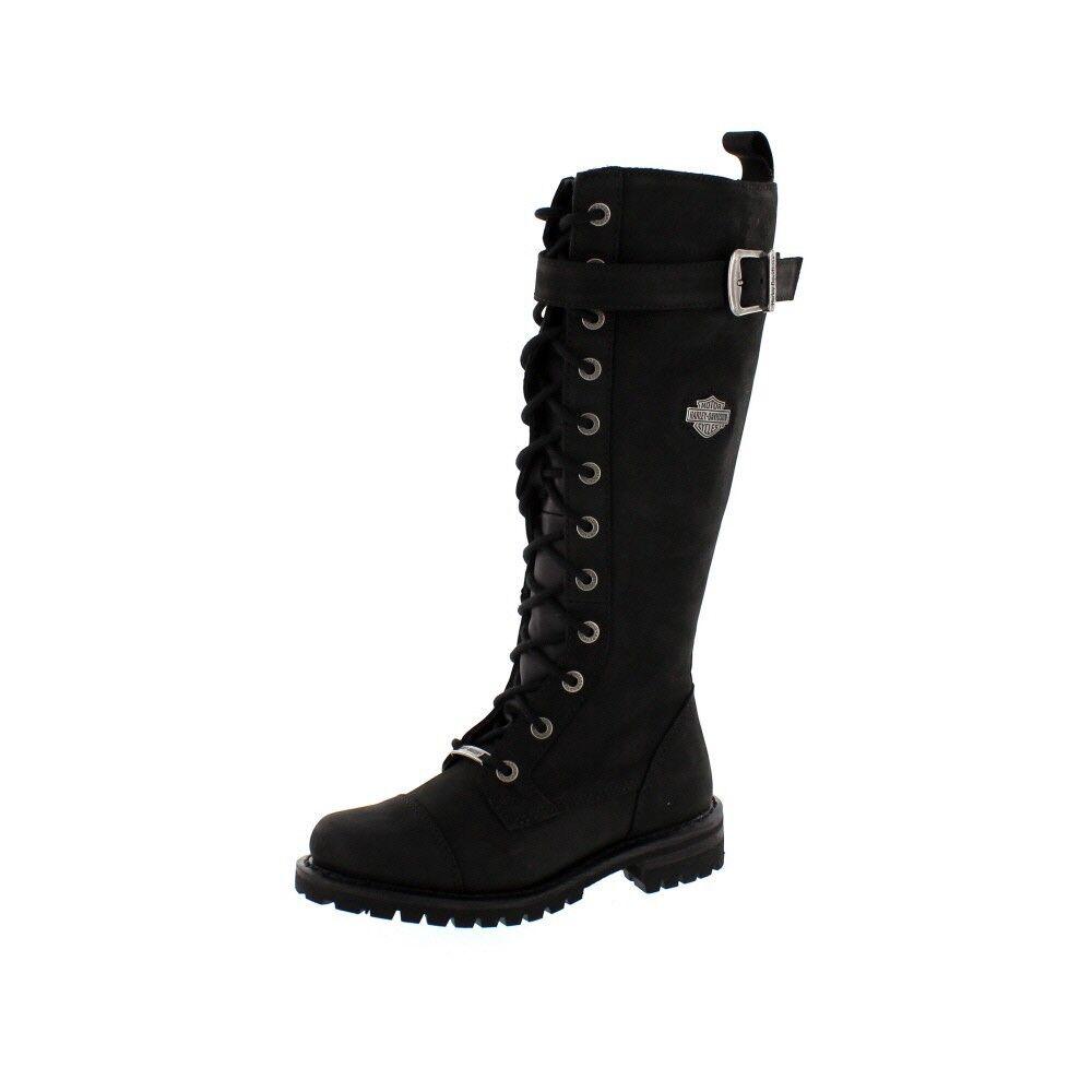HARLEY DAVIDSON Women - Boots SAVANNAH - black