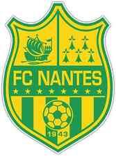 "FC Nantes France Football Soccer Car Bumper Sticker Decal 4""X5"""