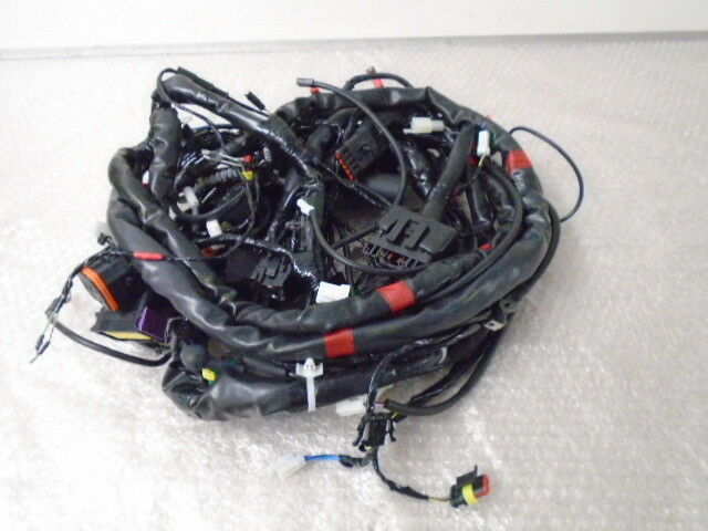 piaggio mp3 500 lt sport business 2014 16 main wiring harness  piaggio wiring harness #13