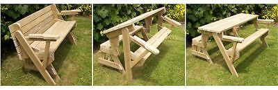 Awesome Folding Garden Bench And Picnic Table Combo Plans Woodwork Diy Ebay Pdpeps Interior Chair Design Pdpepsorg