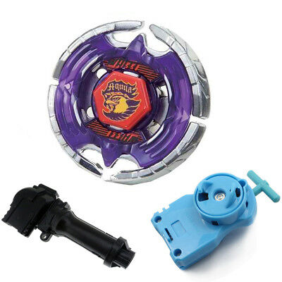 Starter Set Earth Eagle Metal  Beyblade BB47 Fight Fusion Masters With Launcher