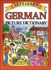 Let's Learn German Dictionary by Marlene Goodman (Hardback, 2003)