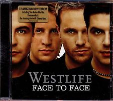 Westlife / Face To Face - MINT