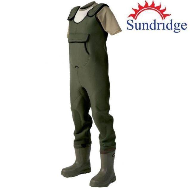 Clearance Offer Daiwa   Sundridge  Hot Foot Thermal Neoprene Chest Waders  fashion mall