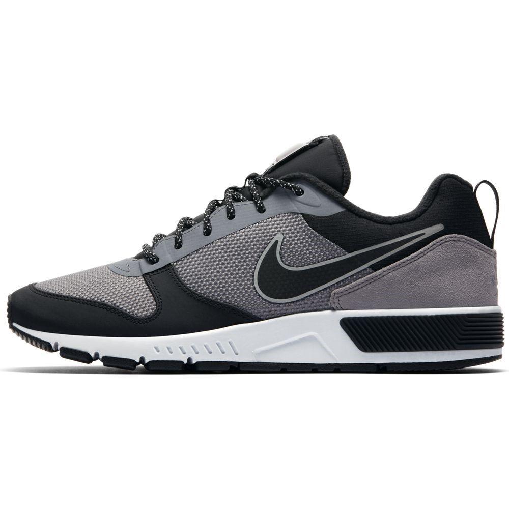 Box Neu Schwarz Trail Cool In 916775 Nike Nightgazer Turnschuh Grau hQBtrdCsx