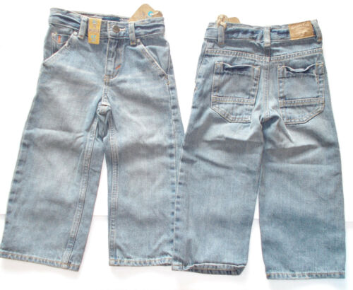 Genuine Kid from Oshkosh Toddler Boys The Worker Jeans Size 2T,3T ,4Tor 5T NWT
