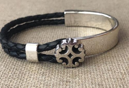 Brighton Demi Lune Black Bracelet