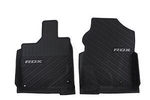 Genuine Oem 2013 2015 Acura Rdx Black All Season Floor Mat