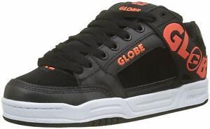 Globe-Tilt-Scarpe-da-Skateboard-Uomo-TILT-BLK-SPI-ORANGE
