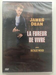 La-fureur-de-vivre-DVD-NEUF-SOUS-BLISTER-James-Dean-Natalie-Wood
