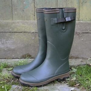 18d45ed486a Details about Jack Pyke Shires Wellington Boots Gardening Allotment  Equestrian Wellies - Green