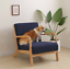 stretch sofa slipcover chair slipcovers-l shape printed sofa cover armchair slip