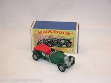 Matchbox Model of Yesteryear MOY Y 5-2-7  Bentley  Neuf/Boite, Rare (#CLA1)