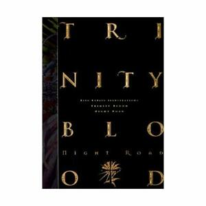 Kyujyo-Kiyo-Illustration-Works-Trinity-Blood-NIGHT-ROAD-Art-Book-QJO-Kyujo