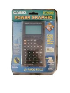 Casio-FX-7400G-Plus-Graphing-Calculator
