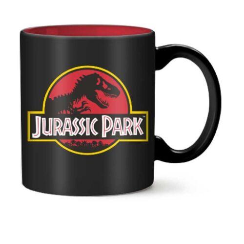 Jurassic Park Logo 20 Ounce Jumbo Ceramic Mug