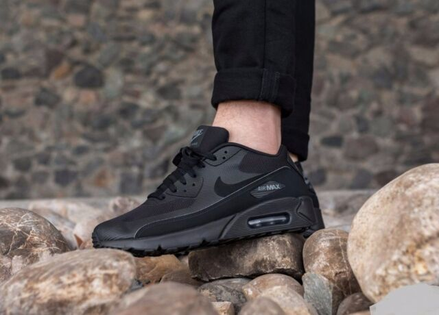 the latest 7d562 72ac6 ... australia nike air max 90 ultra 2.0 essential black dark grey mens sz  11.5 875695 05425