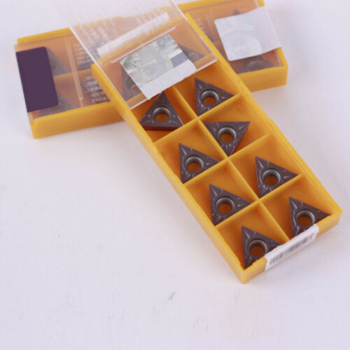 For Steel TCMT16T304 VP15TF TCMT32.51 Inserts Replacement Metalworking Tool X10