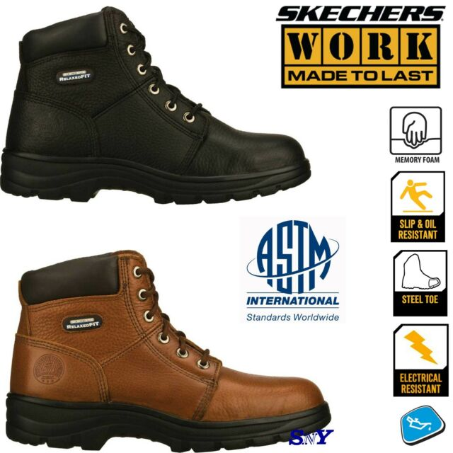 skechers safety boots Sale,up to 43