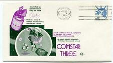 1978 Comstar 3 Telephon Atlas Centaur Satellite Communication Cape Canaveral USA