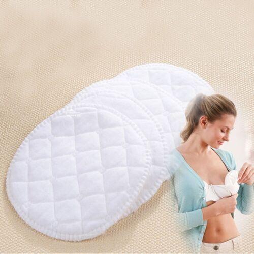 Cotton Maternal Breastfeeding Feeding Breast Pads Nursing Washable Reusable