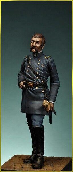 JMD Miniatures GG003R Union Officer 20th Maine Volunteer Infantry Regiment 54MM