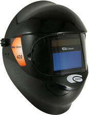 Climax MOD 420 Premium Automatic Darkening Welding Helmet Shield MIG TIG Plasma