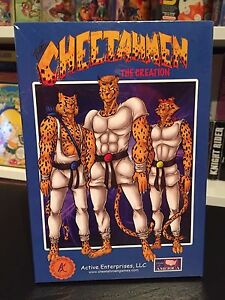 CHEETAHMEN-The-Creation-NES-Nintendo-Entertainment-System-NEW-amp-SEALED