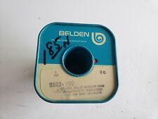Belden 20 Gauge Wire Red F 219