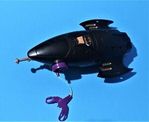 1992 Kenner DC Comics BATMAN RETURNS Sky Drop Airship vehicle Toy Loose