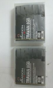 IMATION TRAVAN NS 8GB TR-4 Data Cartridge  NEW /& SEALED