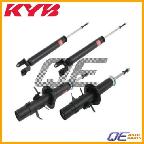 Infiniti G35 x 3.5L Set of 4 Shock Absorbers KYB Excel-G 2 Front 2 Rear For