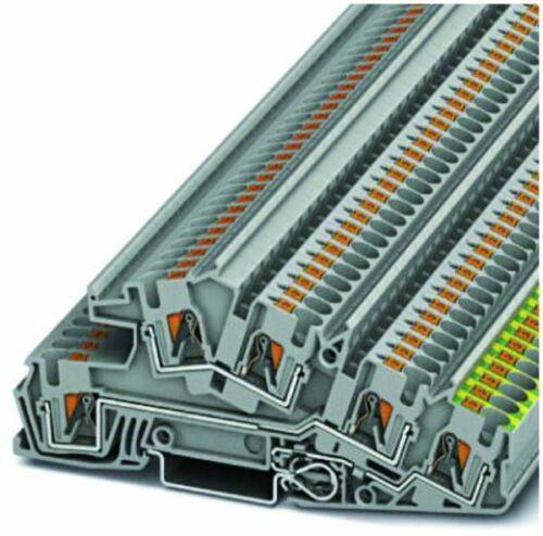 1 Stk  PTI 4-PE//L//L 3214050 Instsschutzleiterklemme 0,2qmm 6qmm