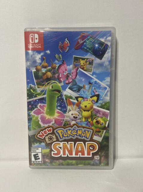 Pokemon Snap - Nintendo Switch - Pre-Owned