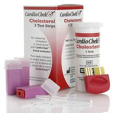 CardioChek Cholesterol Test Strips 3 EA