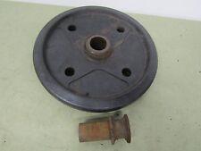 Honda HS50 HS 50 55 70 80 Snowblower OEM Rear Track Wheel w/ Bushing  #2   B156